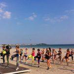activites sur la plage