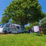 emplacement camping 5 étoiles océan breton