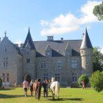 manoir de Kerlut - camping L'océan breton