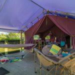 tente camping baie-de-douarnenez