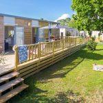 cottage 4p camping 5 étoiles Océan breton