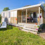 cottage camping 5 étoiles océan breton