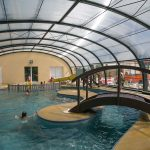 piscine couverte camping normandie