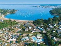 Camping Finistère sud Le Cabellou Plage